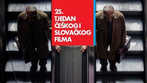 Otvoren je 25. Tjedan češkog i slovačkog filma