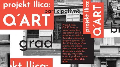 Zagreb Film Festival sudjeluje u Projektu Ilica: Q'ART